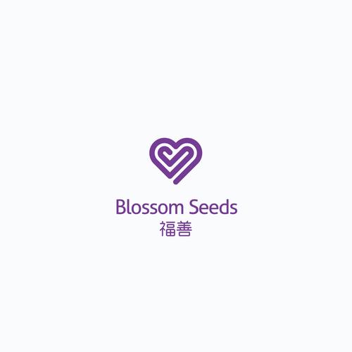 Logo for Blossom Seeds
