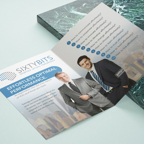 Leaflet for SIXTYBITS