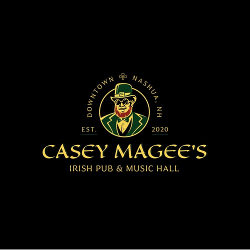 CASEY MAGEE'S Irish Pub & Music Hall