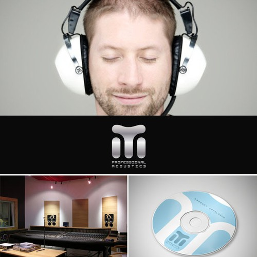 Create the next logo for MT Professional Acoustics