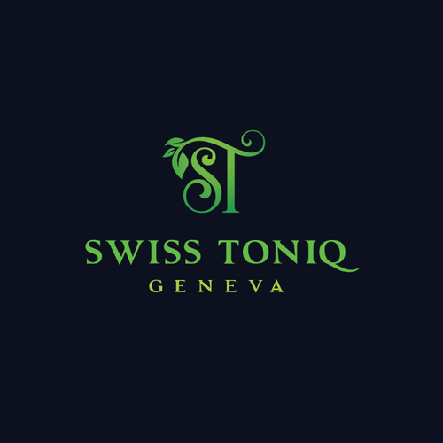 Logo proposition for Swiss Tonic