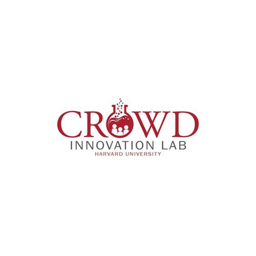 Crowd Innovation Lab Logo Design