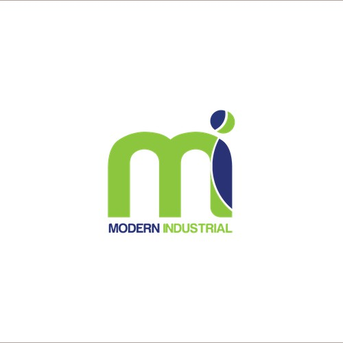 Logo for Modern Industrial, new e-commerce site