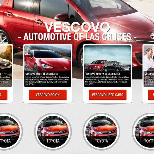 Design Automotive Dealership
