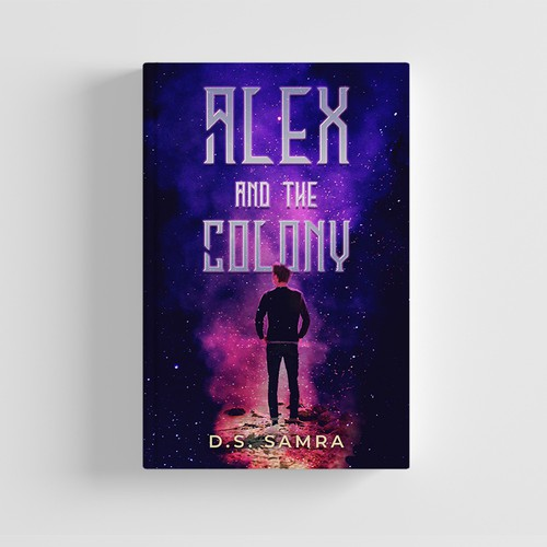 Alex and the Colony Book Cover