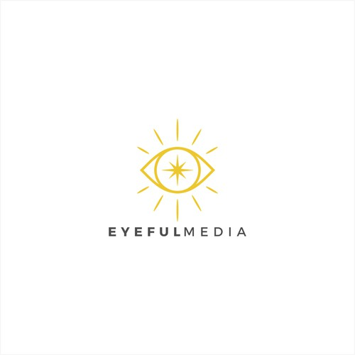 Eyeful Media's logo