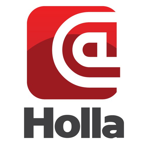 Create the next logo for Holl@