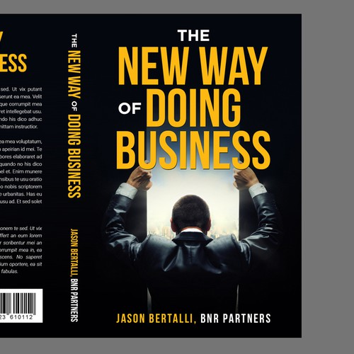 New Way of Doing Business Book Cover