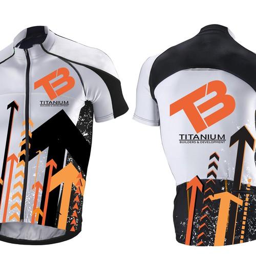 TB Bike Jersey
