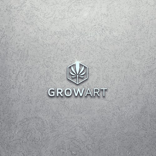 GROW ART LOGO