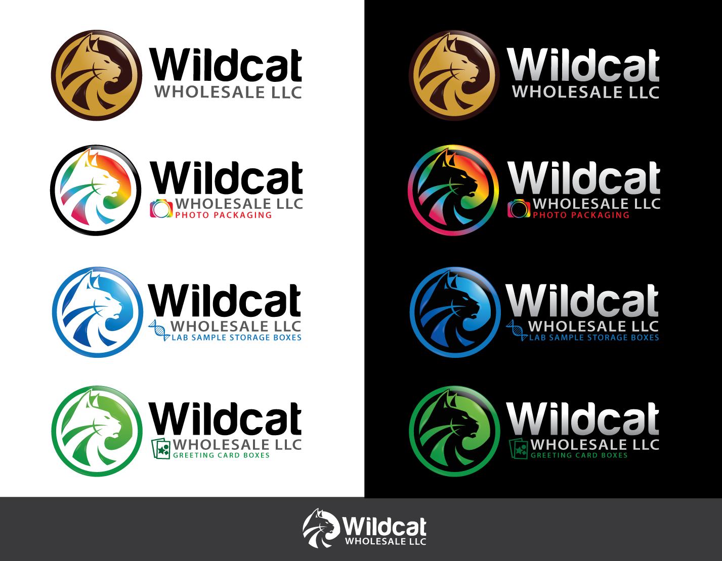 Create the next logo for Wildcat Wholesale LLC