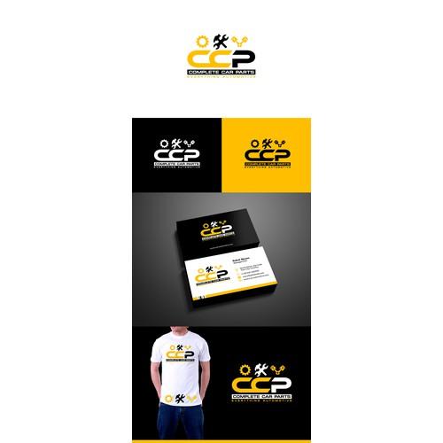 Create a logo for badass new car parts website