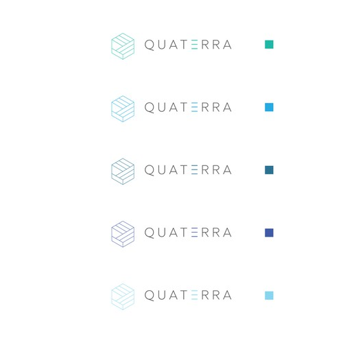 Simple and minimal design for Quaterra