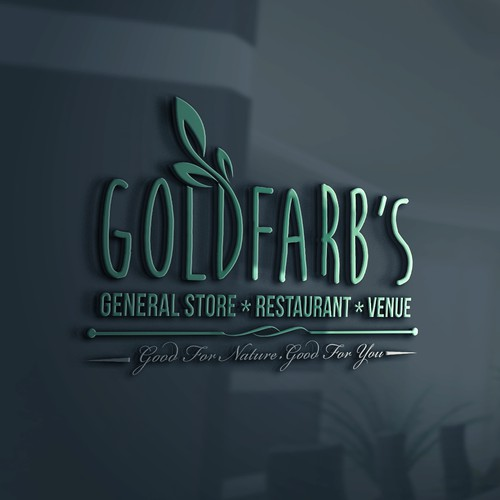 Goldfarb's Farmers Market and General Store Logo