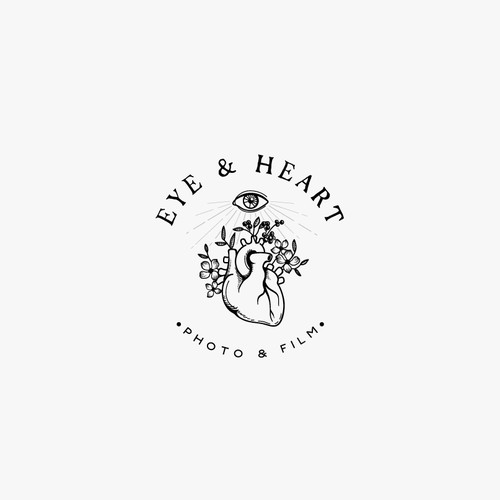Logo for Eye and Heart Photography