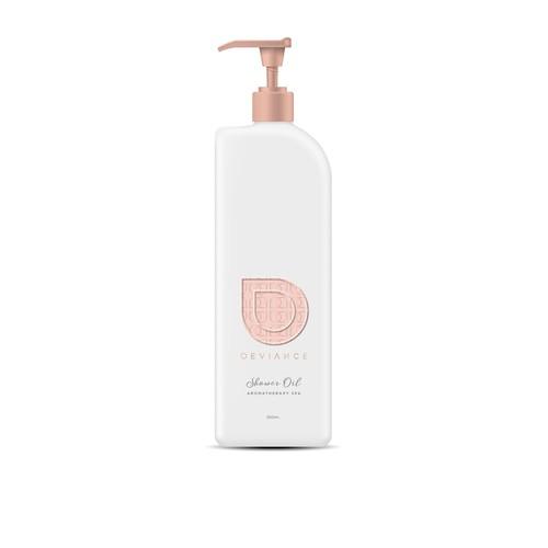Bottle design for Deviance