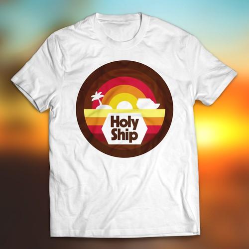 Holy ship shirt