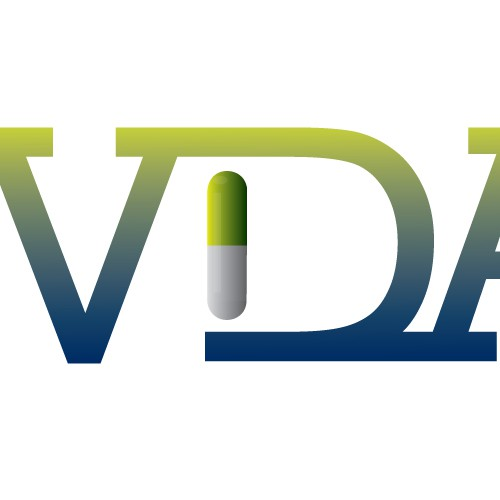 Creating a professional healthcare logo for the Vitamin D Association.