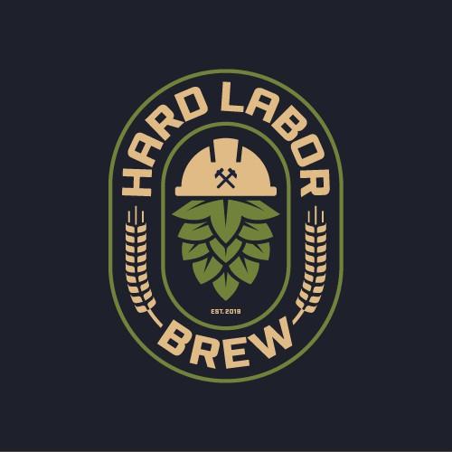 Logo design for Craft Brewery in Switzerland