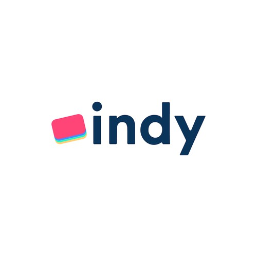 Logo concept for indy