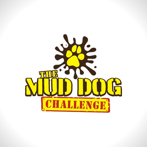 New logo wanted for The Mud Dog Challenge