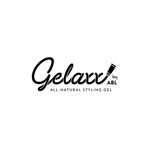 Logo for Gelaxx styling gel