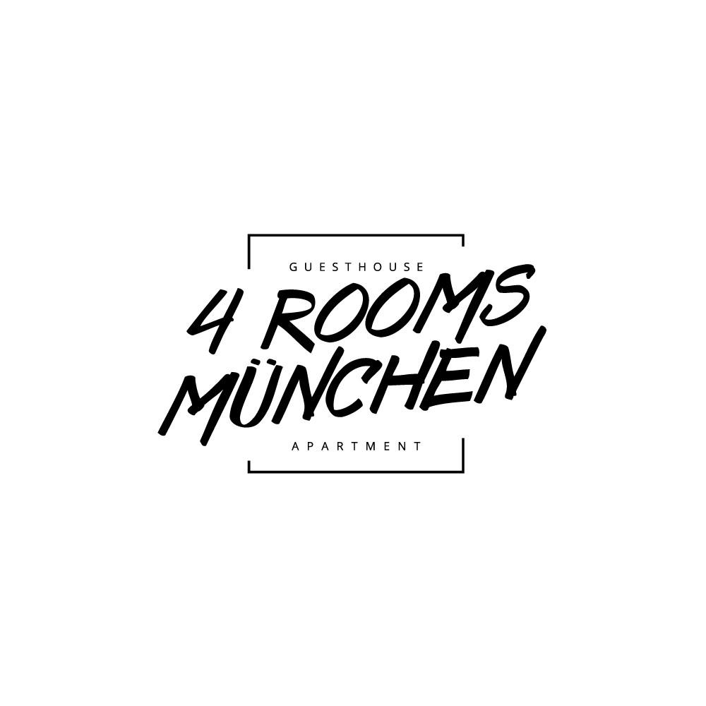 Erstelle ein stylisches aber zeitloses Logo für ein Boutique Guesthouse in München