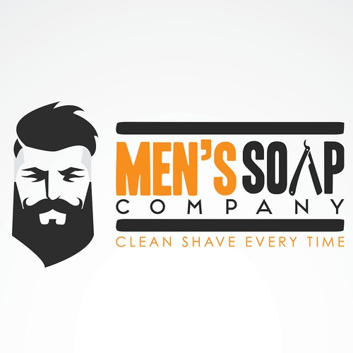 Men' Soap Co. logo