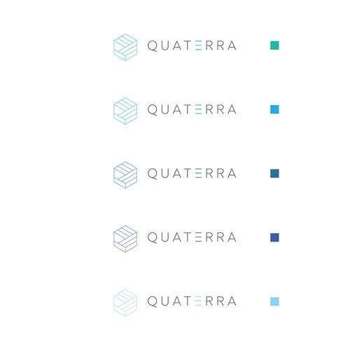 Simple and minimal design for Quaterra