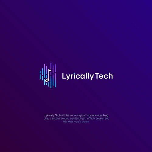Lyrically Tech Logo