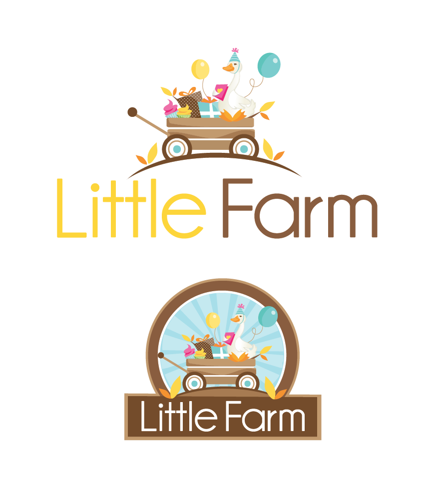 logo for Little Farm