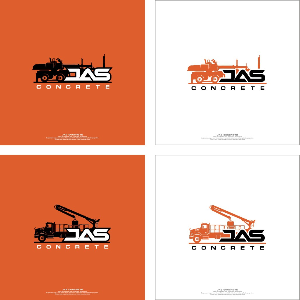 JAS needs a cutting edge stand out design that works well for Shirts, Truck logos and Website