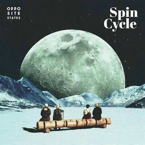 Design the album artwork for Opposite State's new EP