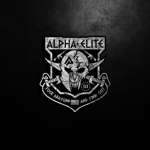 Logo design for Alpha Elite