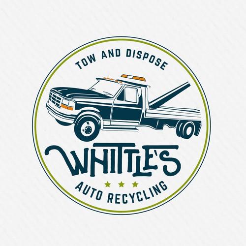 Vintage AutoReCycling Logo
