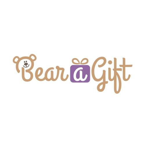 logo for Bear a Gift