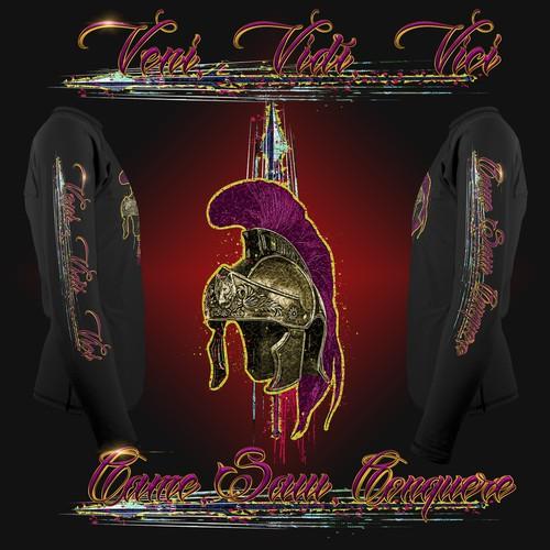 Gladiator Helmet 3rd Submission