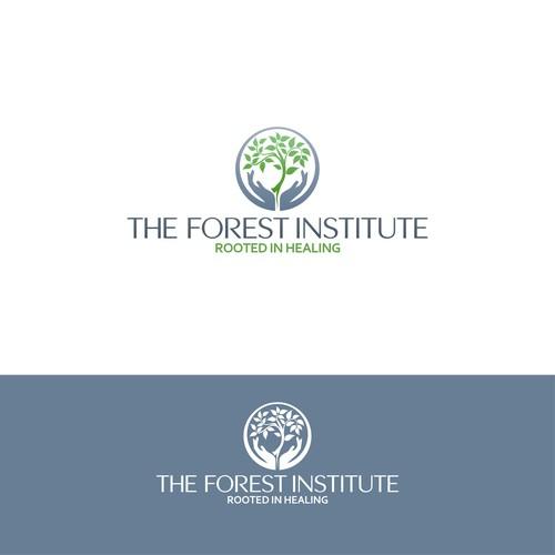 Logo design for a Healing Centre in Colorado