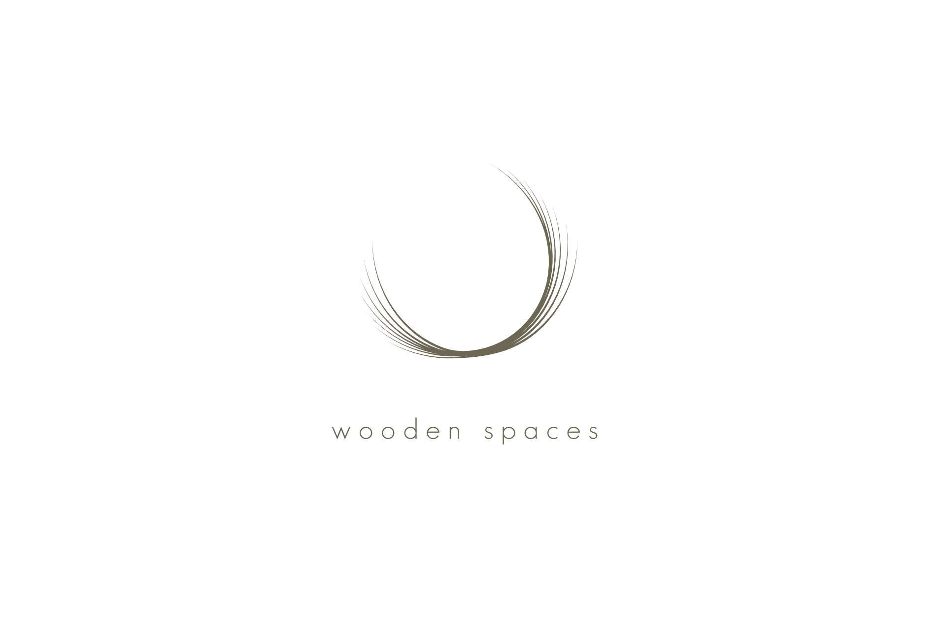 """need a gorgeous logo for startup """"Wooden Spaces"""" !!"""