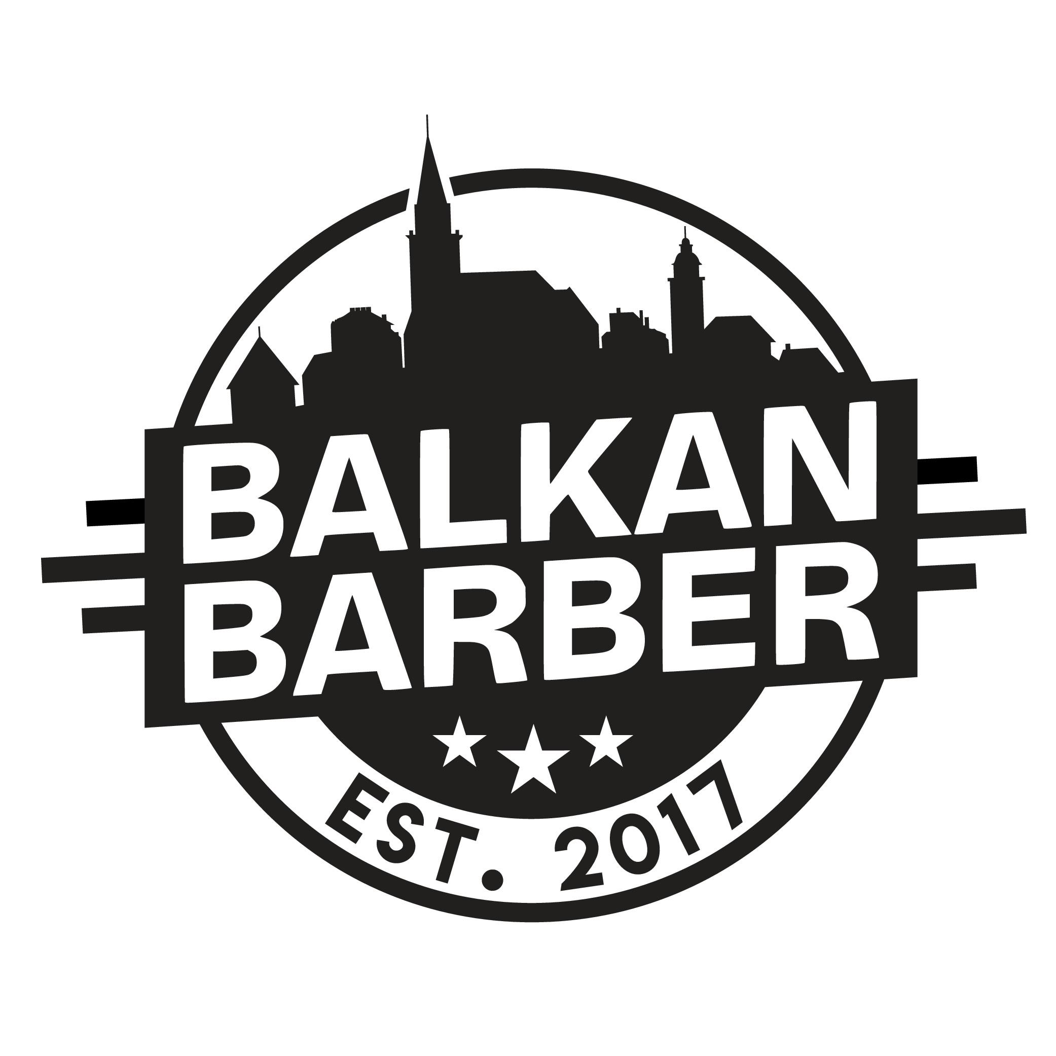 Old fashioned Barber Shop needs modern logo
