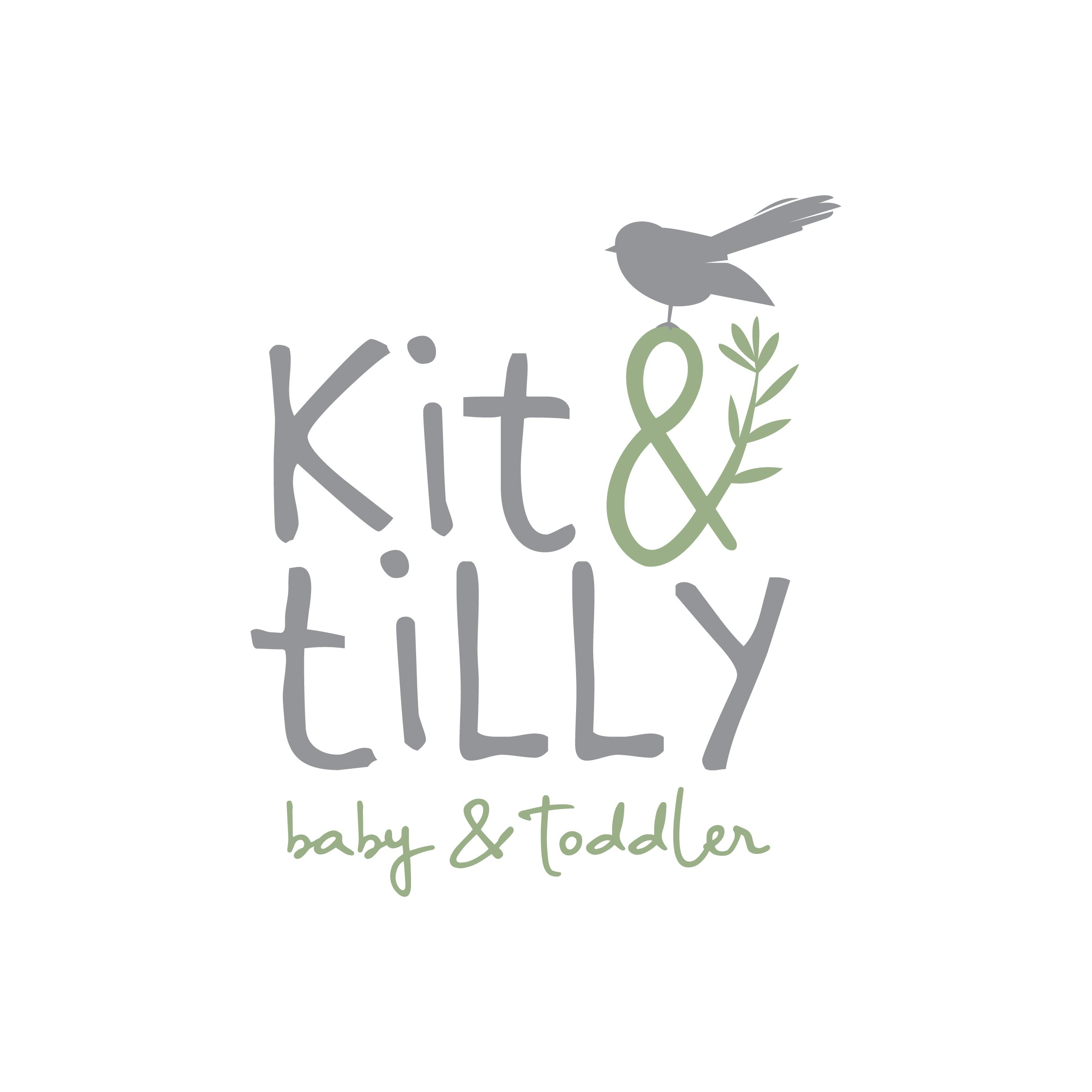 Hip, trendy & a little upmarket themed logo required for a hip & trendy baby textile brand.