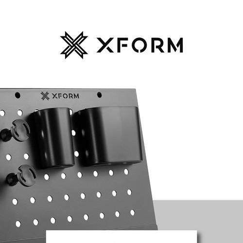XFORM logo design concept
