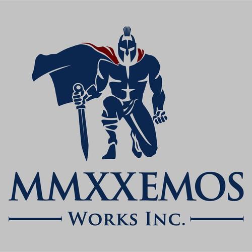MMXXEMOS logo design
