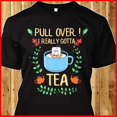 Funny T-shirt design