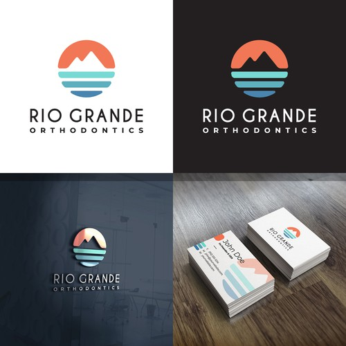 Logo Design for Rio Grande Orthodontics