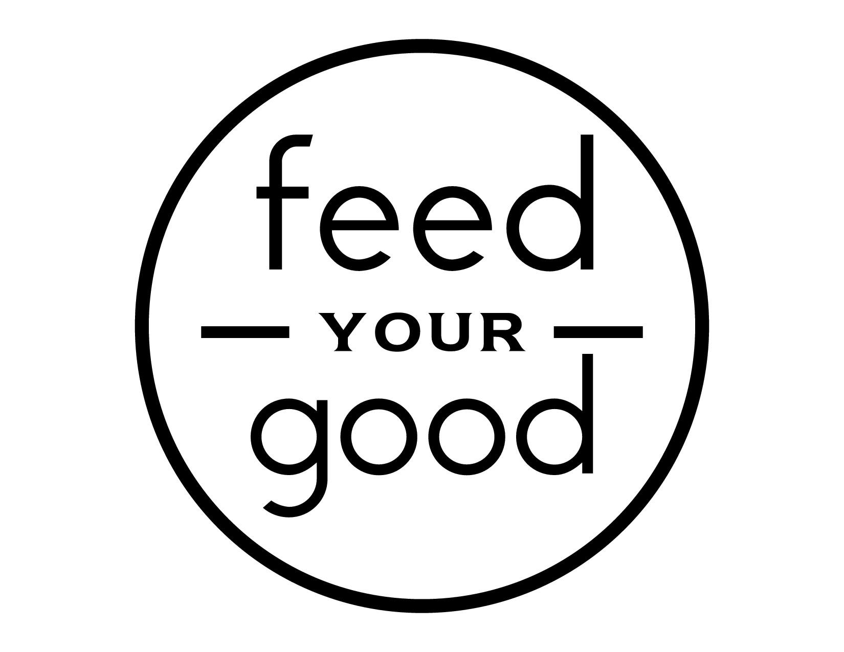 Feed Your Good food blog needs logo