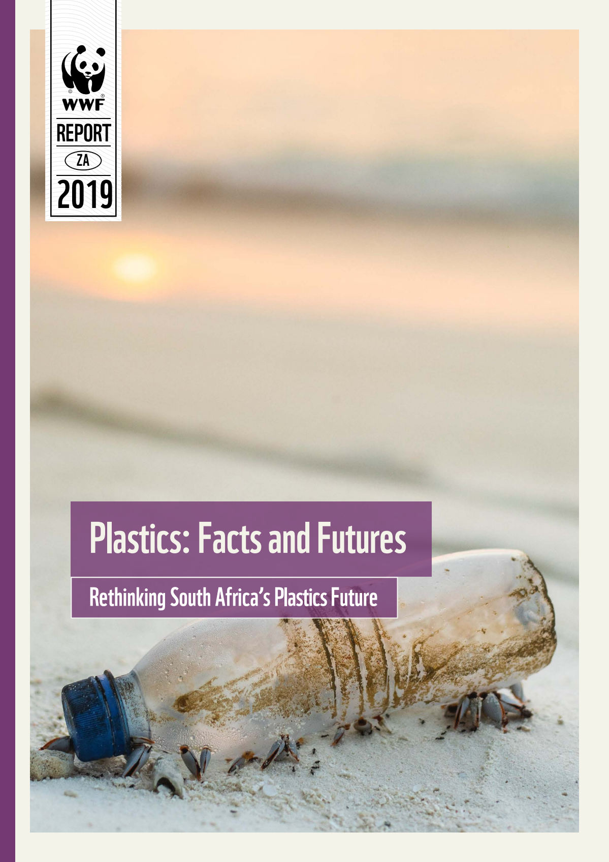 Plastics Facts and Futures Report (4 pages)