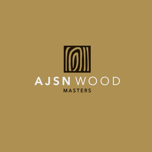 «Ajsn Wood Masters» logo