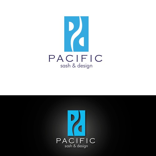 pacific sash & design needs a new logo