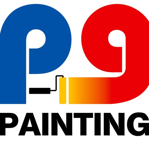 New logo and business card wanted for PG Painting